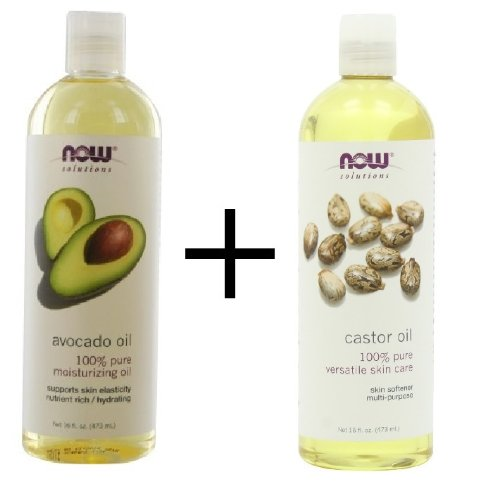 10. Bundle: Now Foods Avocado Oil