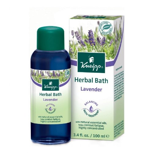 9. Kneipp Herbal Bath 100ml/3.38oz Lavender