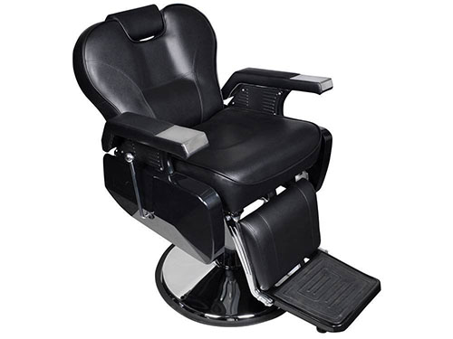 3. Hydraulic Recline Barber Chair
