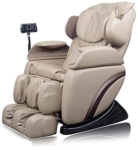 5. New Luxury Shiatsu Chair