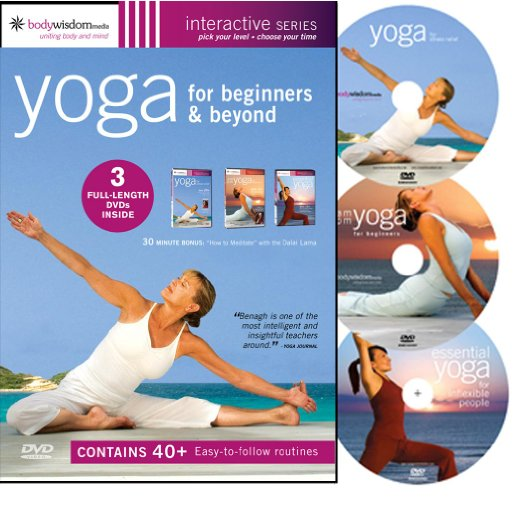 2. Yoga for Beginners & Beyond