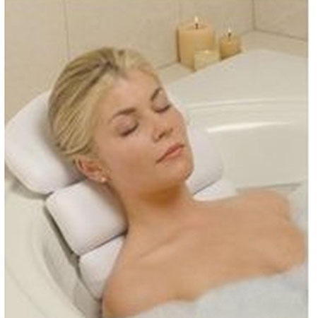 8. Spa Bath Pillow