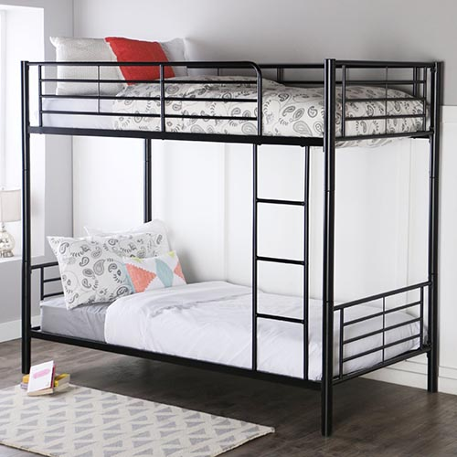 1. Walker Edison Bunk Bed