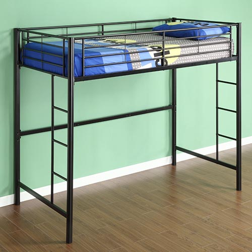 3. Walker Edison Twin Loft/Bunk Bed