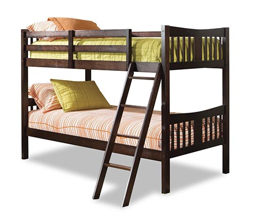 9. Stork Craft Caribou Bunk Bed