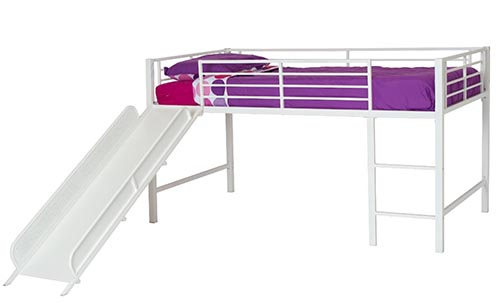 10. Junior Loft with Slide