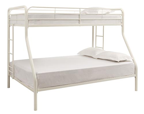 2. DHP Twin Sized Bunk Bed