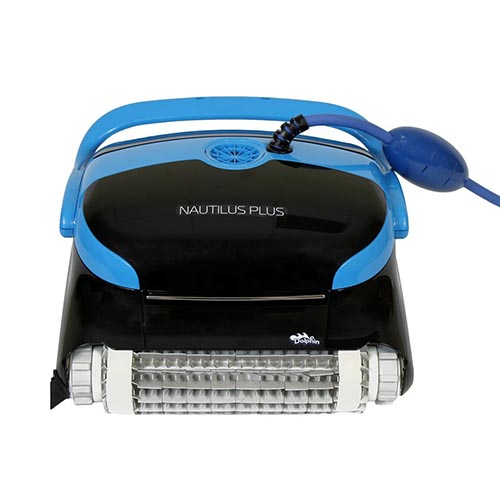 9. Dolphin Nautilus Pool Cleaner