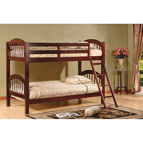 6. Twin Over Twin Bunk Beds