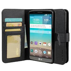 BUDDIBOX Premium Flip Leather Case