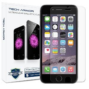 iPhone 6 Plus HD Clear Ballistic Glass Screen Protector