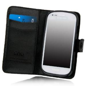 Galaxy S3 Mini Flip Case