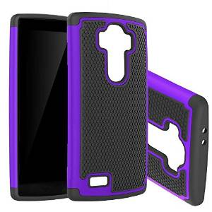 G4 Case ,Powertrue Dual Layer Hybrid Armor Protective Case