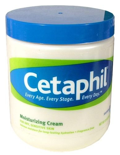 8. Cetaphil Moisturizing Cream