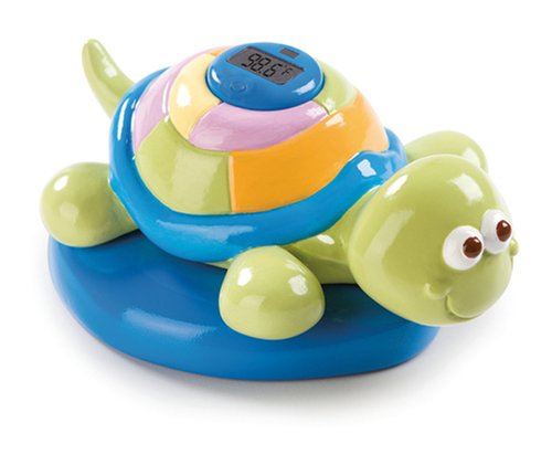 7. Summer Infant Turtle Digital Temp Tester