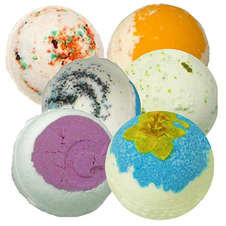 Baby Bath Bombs 6 Pack Random Scented