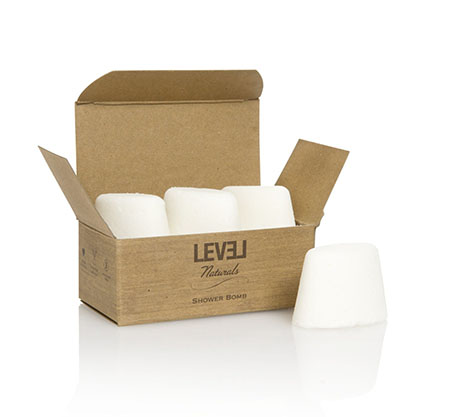 3. Aromatherapy Fizzing Shower Bombs
