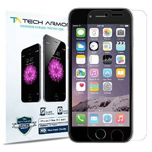 iPhone 6 Plus Screen Protector, Tech Armor Apple iPhone 6 Plus