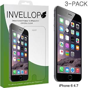 iPhone 6 screen protector, INVELLOP