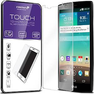 Fosmon LG G4 Tempered Glass Screen Protector