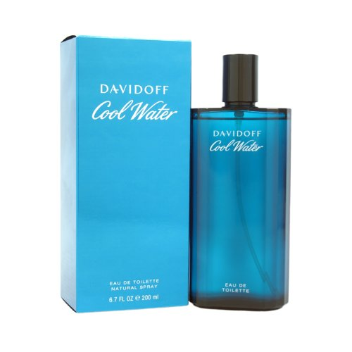 3. Cool Water By Davidoff For Men Edt Spray