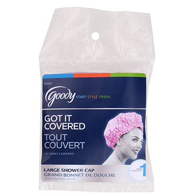 7. Goody Styling Essentials Shower Cap