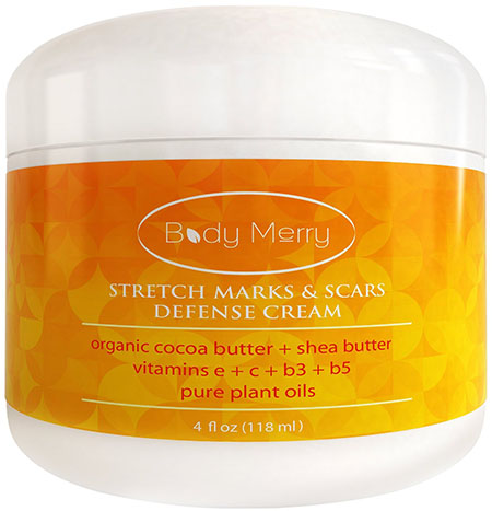 6. Stretch Marks Cream