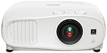 Epson Home Cinema 3000 1080p, HDMI, lens shift, 3LCD, 2300 Lumens color and white brightness, home theater projector