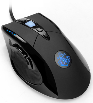 Anker® 8200 DPI High Precision Programmable Laser Gaming Mouse for PC