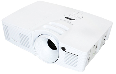 Optoma HD26 Full 3D 1080p 3200 Lumen DLP Home Theater Projector with MHL Enabled HDMI