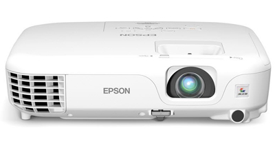 Epson PowerLite Home Cinema 500 Silver Edition SVGA 2600 Lumens HDMI Projector