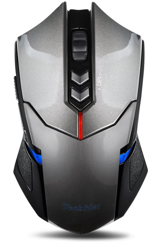 TeckNet® High Precision Programmable Wireless Gaming Mouse