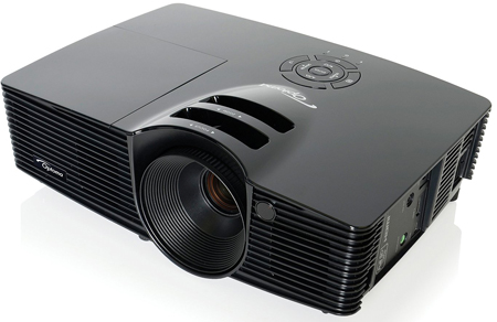 Optoma HD141X Full 3D 1080p 3000 Lumen DLP Home Theater Projector with MHL Enabled HDMI Port
