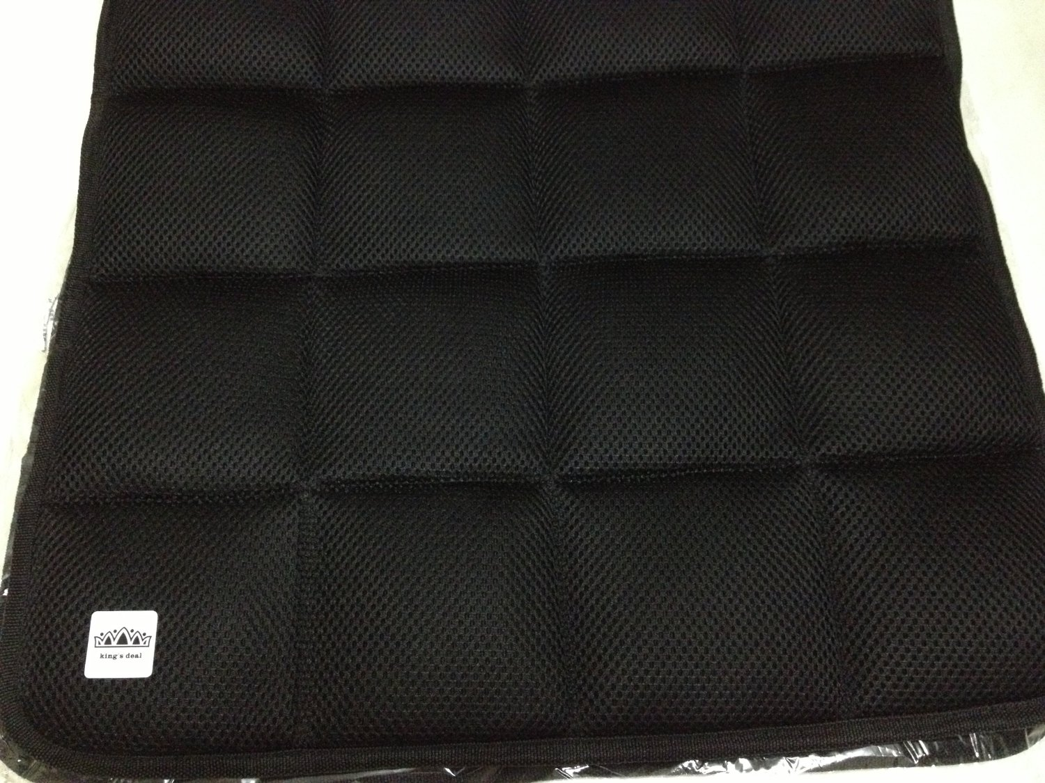 Bamboo Charcoal Breathable Seat Cushion for Office Car Chair Cushion Pad Mat