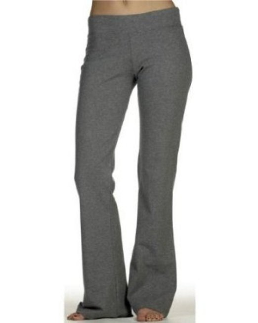 DCS Cotton Spandex Full Length Dance Workout Pant