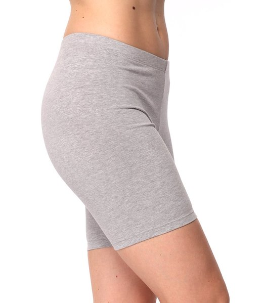In Touch Women's Combed Cotton Basics 5 Inch Bike Short