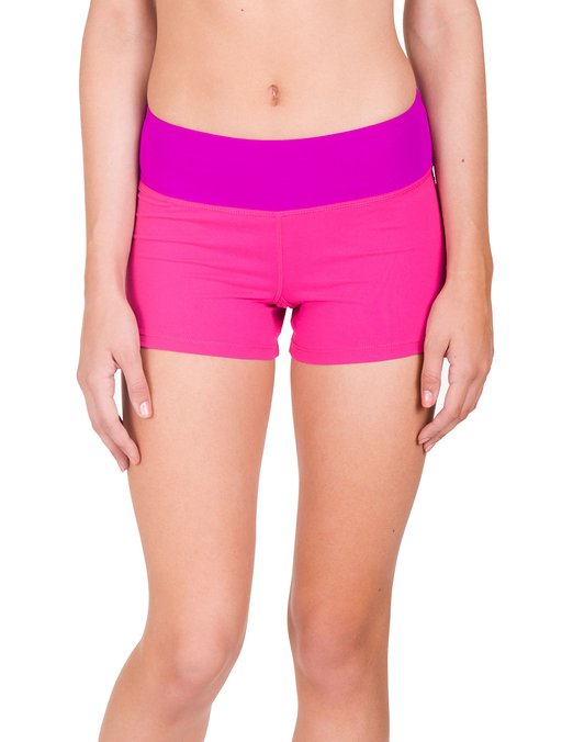 Kalon Clothing Yoga Athletic Shorts Multiple Colors