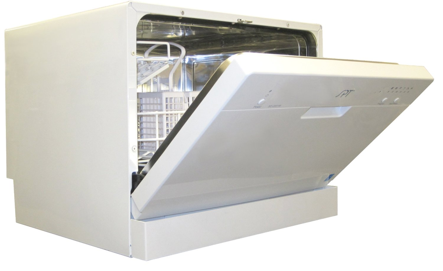 setting in with white portable countertops danby p dishwasher capacity countertop place dishwashers