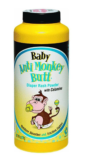 Anti Monkey Butt 00030 Baby Anti-Monkey Butt, 6oz.