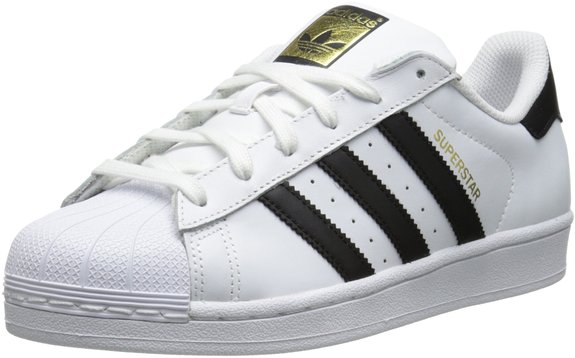 adidas Originals Women's Superstar W Casual Athletic Shoe