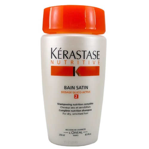 Kerastase Nutritive Bain Satin Shampoo For Dry and Sensitised Hair