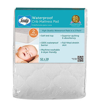 Sealy Waterproof Mattress Cover