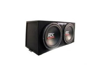 MTX Audio TNP212D2 Terminator Power Pack Subwoofer System