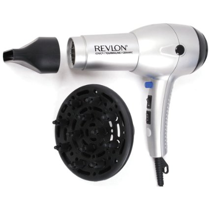 1. Revlon RV544PKF 1875W Tourmaline Ionic Ceramic Dryer