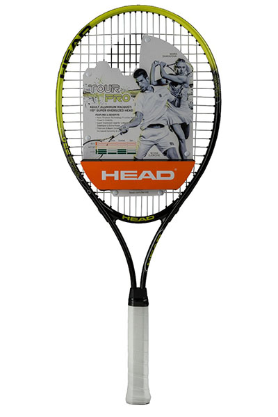 4. HEAD Tour Pro Prestrung Tennis Racquet