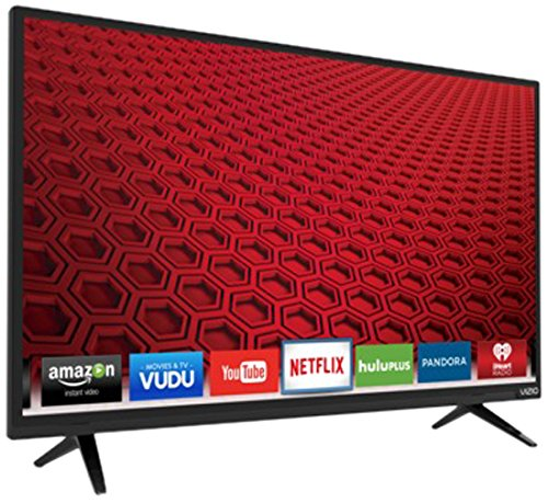 5. VIZIO E32-C1 32-Inch 1080p Smart LED HDTV