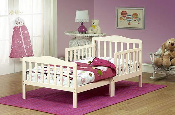 Top 10 Highest Rated And Cheap Toddler Beds For Kids