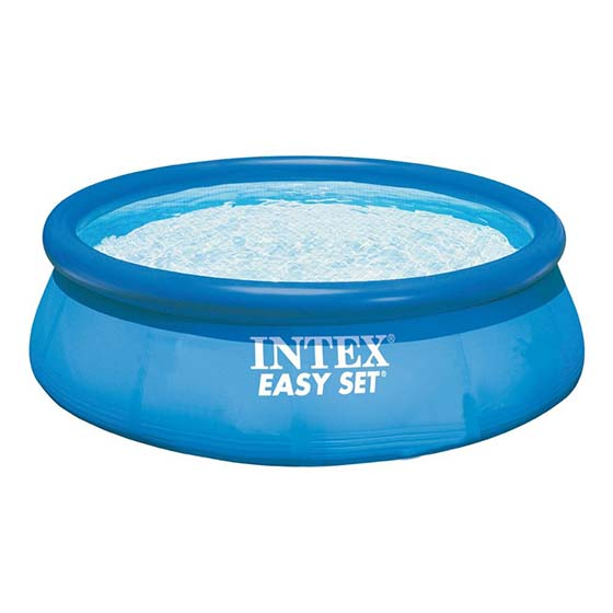 4. Intex 8ft X 30in Easy Set Pool Set