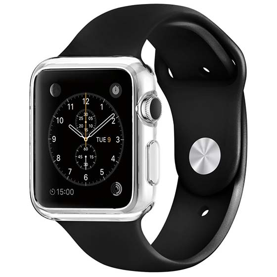 1. Apple Watch Case Spigen