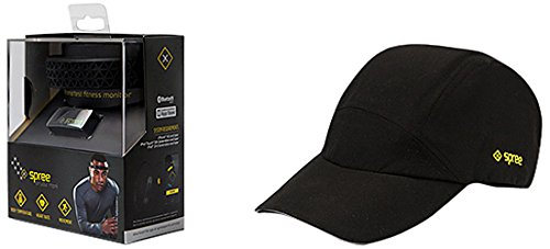 8. Spree SmartCap With Integrated Heart Rate Monitor